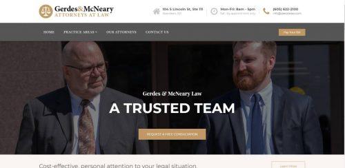 South Dakota Attorney